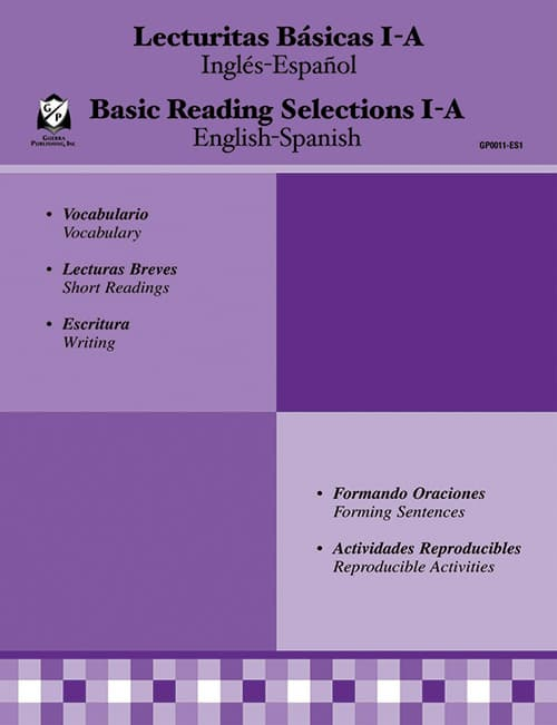 Guerra publishing reading comprehension ebooks lecturitas bsicas i a spanishenglish ebook fandeluxe Gallery